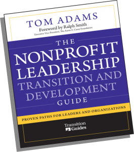 The Nonprofit Leadership book cover