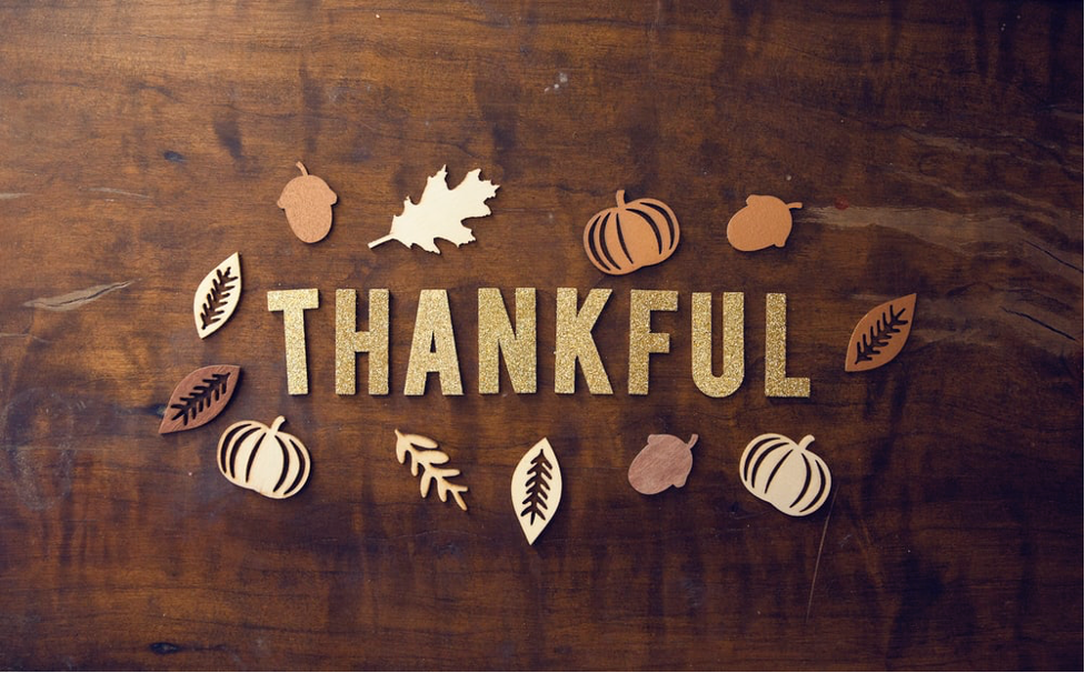 Giving Thanks in 2020? Gratitude Revisited