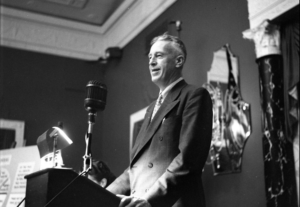 A Thanksgiving birthday legacy: Bill Wilson