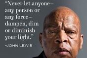 Lessons from John Lewis: Nonviolence as the Engine of Change